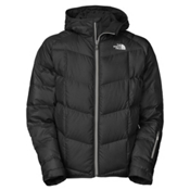 The North Face Gatebreak Down Mens Insulated Ski Jacket, TNF Black, medium