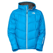 The North Face Gatebreak Down Mens Insulated Ski Jacket, Athens Blue, medium