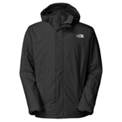 The North Face Freedom Mens Shell Ski Jacket, TNF Black, medium