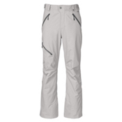 The North Face Becketts Mens Ski Pants, Metallic Silver, medium