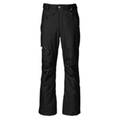 The North Face Becketts Mens Ski Pants, TNF Black, medium