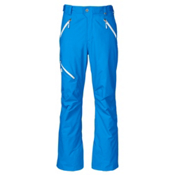 The North Face Becketts Long Mens Ski Pants, Athens Blue, medium