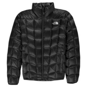 The North Face Down Under Mens Insulated Ski Jacket, TNF Black, medium