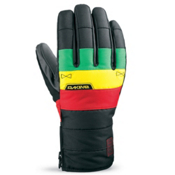 Dakine Omega Gloves, Rasta, medium