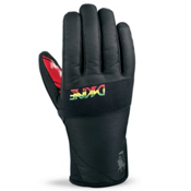 Dakine Crossfire Gloves, Rasta, medium