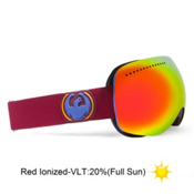 Dragon APX Goggles 2013, Ice Fire-Red Ionized, medium