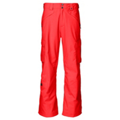 The North Face Fargo Cargo Mens Ski Pants, Fiery Red, medium