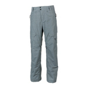 Obermeyer Yukon Mens Ski Pants, Quarry, medium