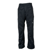 Obermeyer Yukon Mens Ski Pants, Black, medium
