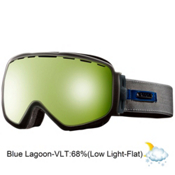 Anon Insurgent Goggles 2013, Agent-Blue Lagoon, medium