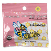 Honey Stinger Organic Energy Chews 2014, Pink Lemonade, medium