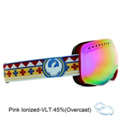 Dragon APXs Goggles 2013, Peruvian-Pink Ionized, medium