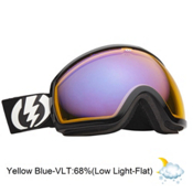Electric EG2 Goggles 2013, Gloss Black-Yellow Blue Chrom, medium