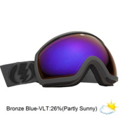 Electric EG2 Goggles 2013, Rocket Exhaust-Bronze Blue Chr, medium