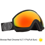 Electric EG2 Goggles 2013, Missle Exhaust-Bronze Red Chro, medium