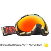Electric EG2 Goggles 2013, The Ton-Bronze Red Chrome, medium