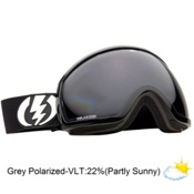 Electric EG2 Polarized Goggles 2013, Gloss Black-Grey Polarized, medium