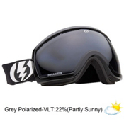 Electric EG2.5 Polarized Goggles 2013, Gloss Black-Grey Polarized, medium