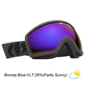 Electric EG2.5 Goggles 2013, Rocket Exhaust-Bronze Blue Chr, medium