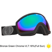 Electric EG2.5 Goggles 2013, Jet Exhaust-Bronze Green Chrom, medium