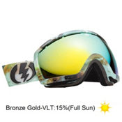 Electric EG2.5 Goggles 2013, Singularity-Bronze Gold Chrome, medium