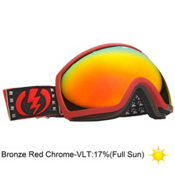 Electric EG2.5 Cheryl Maas Goggles 2013, Cheryl Maas-Bronze Red Chrome, medium