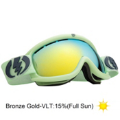 Electric EG.5s Goggles 2013, Allied Green-Bronze Gold Chrom, medium