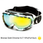 Electric EGK Kids Goggles 2013, Singularity-Bronze Gold Chrome, medium