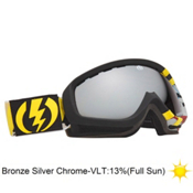 Electric EGK Andreas Wiig Kids Goggles 2013, Andreas Wiig-Bronze Silver Chr, medium