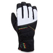 Dakine Pantera Gloves, Rasta, medium