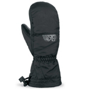 Dakine Avenger Kids Mittens, Black, medium