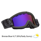 Electric EG.5 Goggles 2013, Rocket Exhaust-Bronze Blue Chr, medium