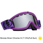 Electric EG.5 Goggles 2013, Royal Purple-Bronze Silver Chr, medium