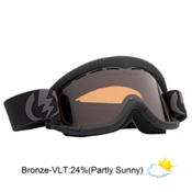 Electric EG1K Kids Goggles 2013, Matte Black-Bronze, medium