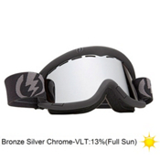 Electric EG1K Kids Goggles 2013, Matte Black-Bronze Silver Chro, medium