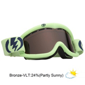Electric EG1K Kids Goggles 2013, Allied Green-Bronze, medium