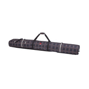 Athalon Sport Bags Wheeling Double Wheeled Ski Bag 2013, Plaid, medium