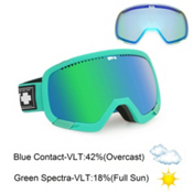 Spy Platoon Goggles 2013, Ultra Teal-Bronze Green Spectr, medium