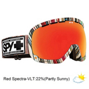 Spy Marshall Goggles 2013, Hi Fi-Bronze Red Spectra, medium