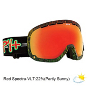 Spy Marshall Goggles 2013, Sailin On-Bronze Red Spectra, medium