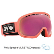 Spy Marshall Goggles 2013, Ultra Melon-Pink Pink Spectra, medium
