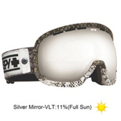Spy Marshall Goggles 2013, Rattler-Bronze Silver Mirror, medium
