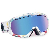 Spy Bias Womens Goggles 2013, Flower Power2-Pink Contact, medium