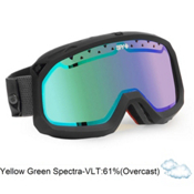 Spy Trevor Goggles 2013, Olde No.9-Yellow Green Spectra, medium