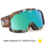 Spy Trevor Goggles 2013, Skinner-Bronze Green Spectra, medium