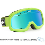 Spy Trevor Goggles 2013, Ultra Lime-Yellow Green Spectr, medium