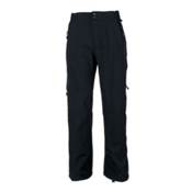 Obermeyer Lightning Mens Ski Pants, Black, medium
