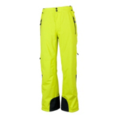 Obermeyer Lightning Mens Ski Pants, Lightsaber, medium