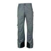 Obermeyer Patrol Mens Ski Pants, Basalt, medium