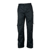 Obermeyer Patrol Mens Ski Pants, Black, medium